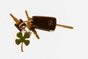Opel keys